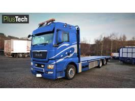 platform vrachtwagen MAN TGX 26.480 2014