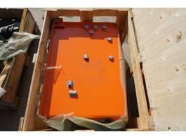 hydraulisch systeem equipment onderdeel Doosan Hydr. tank DX140W-DX160W / 450105-00394
