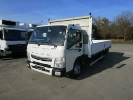 open laadbak vrachtwagen Mitsubishi FUSO 7 C 18 Pritsche 5,30 m * AHK * NL 3,93 to. 2017