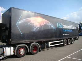 walking floor oplegger Ackermann Moving Floor Trailer / Cargomatic 2011