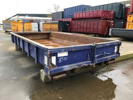open top zeecontainer Vernooy AFZETBAK 8502