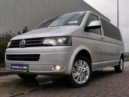 gesloten bestelwagen Volkswagen Transporter 2.0 TDI caravelle dc l2 ac a 2014
