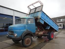 kipper vrachtwagen > 7.5 t Mercedes-Benz 1113 LAK 4x4 1974