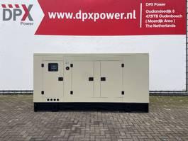 generator Ricardo 6126ZLD-D - 313 kVA Generator - DPX-19716 2021