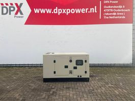 generator Ricardo K4100ZD - 40 kVA Generator - DPX-19704 2020