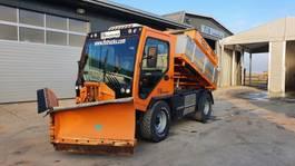 overige vrachtwagens Ladog T1550 snow plate + salt spreader - PERFECT 2008