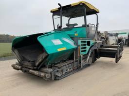 asfalteermachine rups Vogele SUPER 1800-2 Ergoplus 2011
