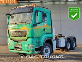 standaard trekker MAN TGS 26.540 6X6 HydroDrive Hydraulik Euro 5 2013
