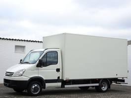 bakwagen bedrijfswagen < 7.5 t Iveco Daily 35C18 Hpi Koffer Maxi 440 L Klima LKW 3.5t 2007