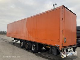 gesloten opbouw oplegger Krone Semitrailer Dryfreight Standard 2007