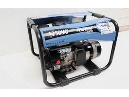 generator SDMO Perform 3000 Petrol, Frequency (Hz): 50, Max power 2015