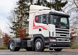 standaard trekker Scania SCANIA 124L 420 2004