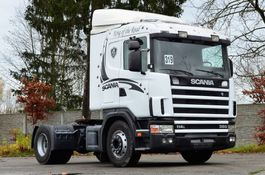 standaard trekker Scania SCANIA 114L 380 1999