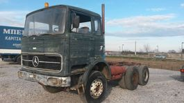 chassis cabine vrachtwagen Mercedes-Benz 2224 75