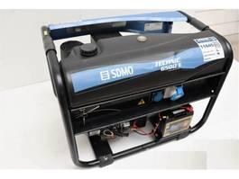 generator SDMO Technic 6500E AVR Gasoline, Single Phase, KVA 8.15 2016