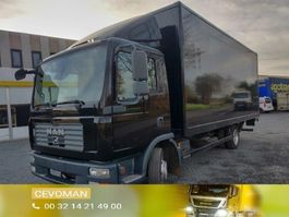 bakwagen vrachtwagen MAN TGL 8 .150 2008
