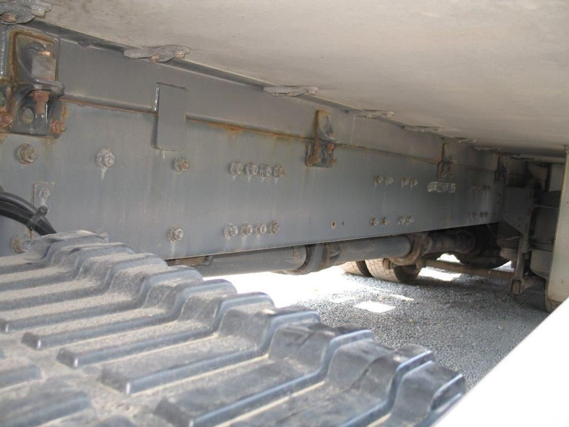 koelwagen vrachtwagen DAF CF75.310 Frigo Chereau 2009