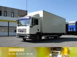 bakwagen vrachtwagen MAN TGL 12 .180 2007
