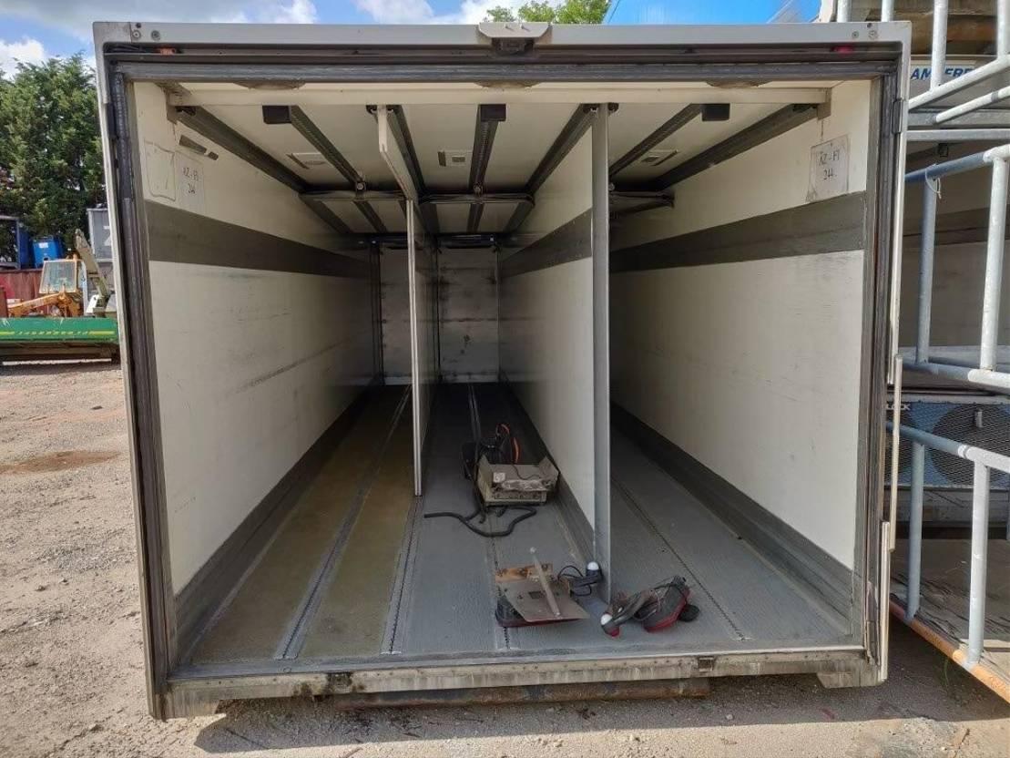 overige truck uitrusting Diversen Garagebox / tuinhuis Laadbak / Geïsoleerde koffer / koelkoffer voor opberging / hok
