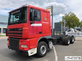 standaard trekker DAF XF 95 530 Full steel - Manual - Hub reduction 2004