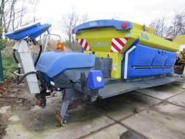 containersysteem vrachtwagen Schmidt NIDO Stratos B50-42 5M3 Salzstreuer Saltspreader 2006