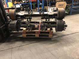 As vrachtwagen onderdeel BPW Trailer Axle HSF 9010 ECO MAXX  24.38.743.405 /  2438743405