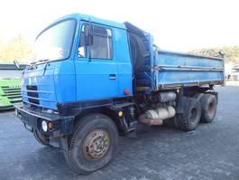 kipper vrachtwagen > 7.5 t Tatra T 815, 6x6 1983