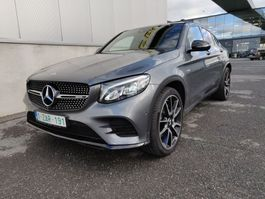 coupé wagen Mercedes-Benz GLC 43 AMG coupé *360 camera *leder/alcantera *Zetelverwarming *Burmester audio *navigatie 2017