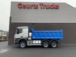 kipper vrachtwagen > 7.5 t Mercedes-Benz AROCS 3345 6X6 WISSELSYTEEM KIPPER - TREKKER