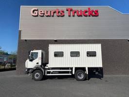 verkoop opbouw vrachtwagen Renault MIDLUM 250 4X4 PASSENGER CARRIER/TRUCK PASSENGERS 2016