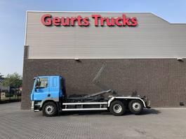 containersysteem vrachtwagen DAF CF 85 6X2 HAAKARMSYTEEM/HOOKLIFT 2010