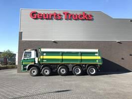 kipper vrachtwagen Ginaf X 5350 TS  2012