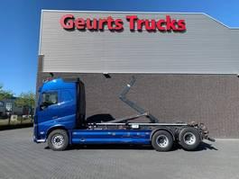 containersysteem vrachtwagen Volvo FH 460 6X2 HAAKARMSYSTEEM 2014
