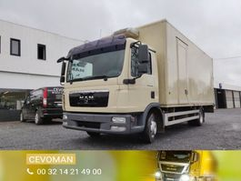 koelwagen vrachtwagen MAN TGL 12.180 euro5 2010