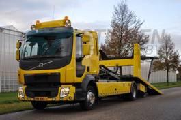takelwagen-bergingswagen-vrachtwagen Volvo FL 245 2019