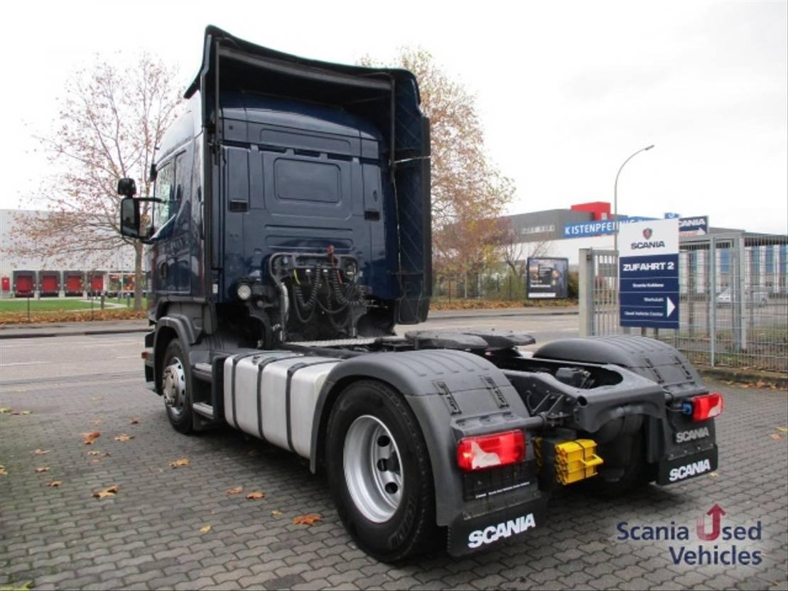 standaard trekker Scania R 450 MNA - HYDRAULIK - SCR ONLY - HIGHLINE 2016