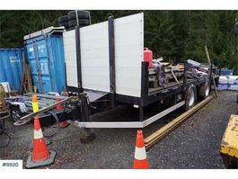overige vrachtwagen aanhangers Istrail trailer 2002