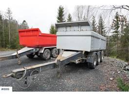 overige vrachtwagen aanhangers Primbox PCW240 tripple trailer 2010