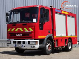 generator Iveco Euro Cargo 80 E15 Calamiteitenauto, Rescue-Vehicle - 17,5 kva 24/220/380... 2000