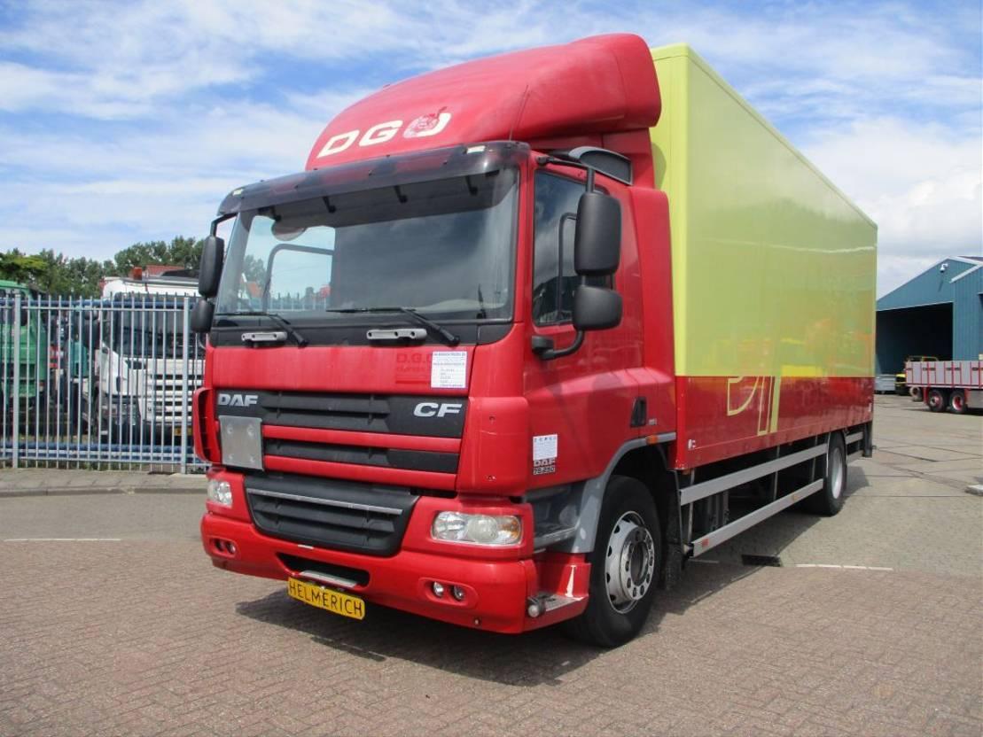 bakwagen vrachtwagen > 7.5 t DAF FA CF 75 2008