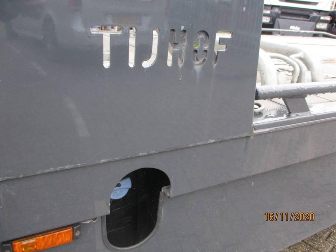autotransporter vrachtwagen DAF 45 LF 180 EURO 5 EEV 2012