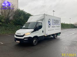 overige bedrijfswagens Iveco Daily 35-180 HiMatic Euro 6 2017