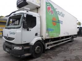 koelwagen vrachtwagen Renault Midlum 2011