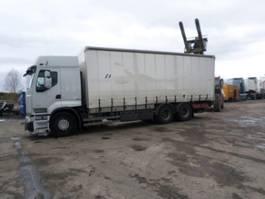 overige vrachtwagens Renault Premium 2011