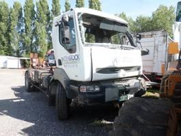 open laadbak vrachtwagen Renault Kerax 1998