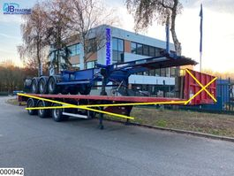 container chassis oplegger ASCA Chassis 10 / 20 / 30 / 40 / 45 FT container chassis 2000