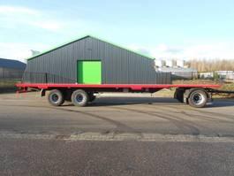 platte aanhanger vrachtwagen AGROLINER - 3 2012