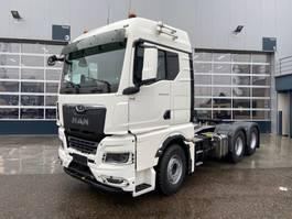 zware last trekker MAN TGX 33.510 New Generation TGX 33.510 6x4 BLS-GM met kipinstallatie 2021
