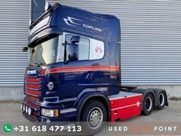 standaard trekker Scania R620-V8 / 6x2 / STREAMLINE / RETARDER / FULL AIR / EURO 5 / SPECIAL! 2013