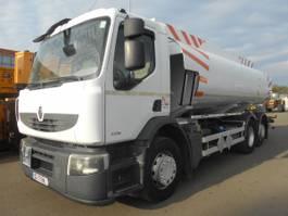 tankwagen vrachtwagen Renault Premium 2008